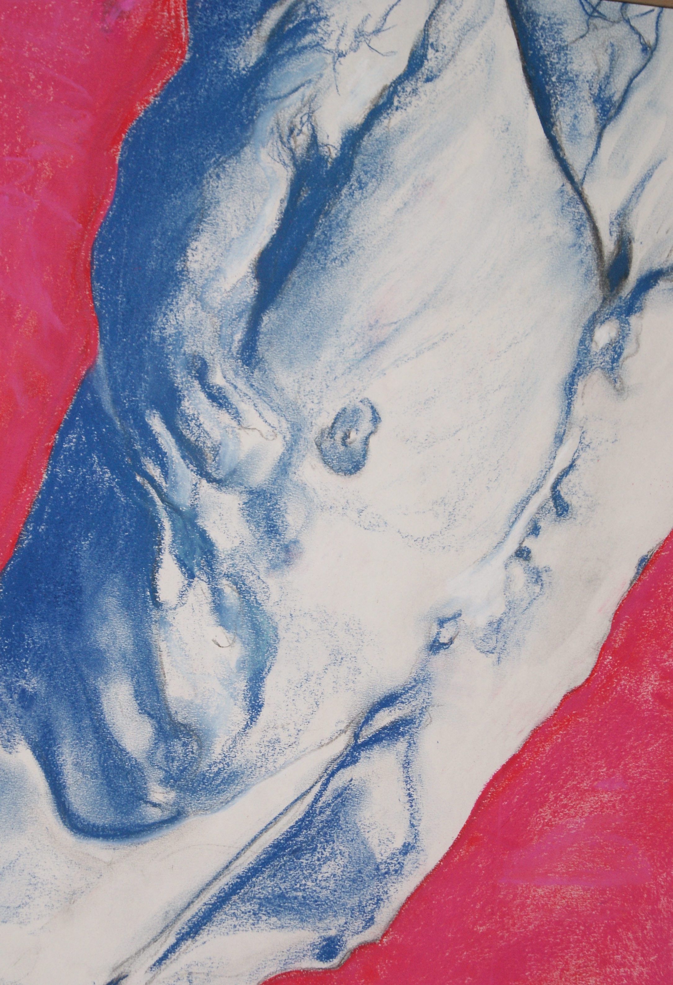 Pastel torso